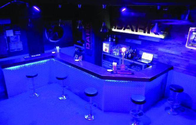 Dark Cruising Bar