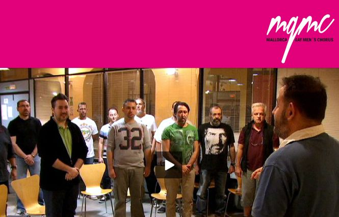 Mallorca Gay Men�s Chorus